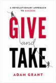 Giver and Take book front cover