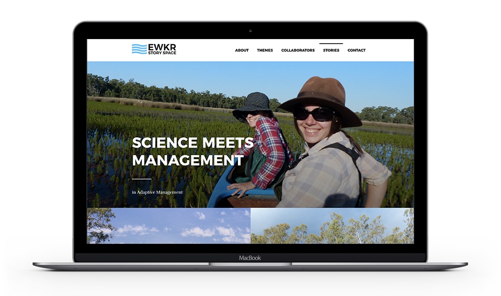Digital Storytelling – Australian River Restoration Centre